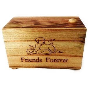 Friend Forever Pet Urn
