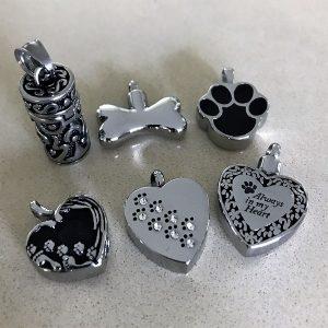 pet pendant micro urns