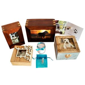 Pet Cremation Package 3 Memory Box